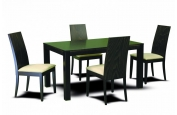 Stôl Kety a stolička 184