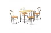 Stôl BISTROL stolička Sonia