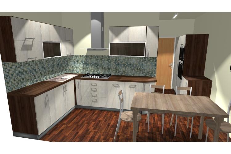 Ako si navrhnúť kuchyňu?